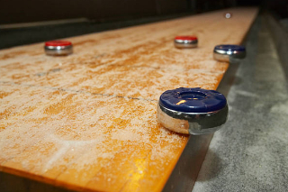 SOLO® Shuffleboard Movers Columbus IN, Indiana.